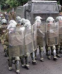 Más de 300 Carabineros protagonizaron violento operativo en Temucuicui