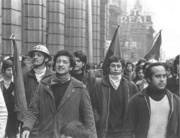 El MIR y Allende